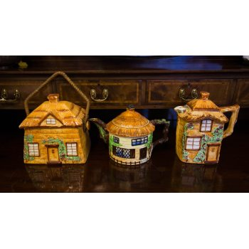 beswick cottage tea set